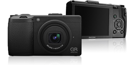 Ricoh GR Digital 3