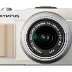 OLYMPUS PEN Mini E-PM2 レンズキット(ホワイト)